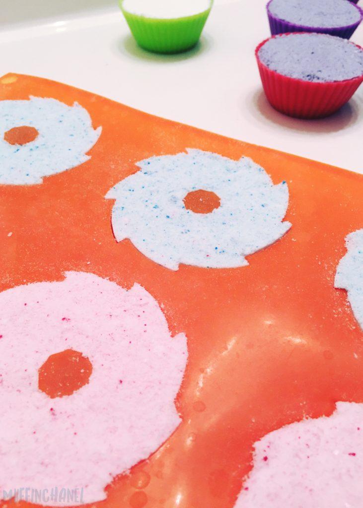 Cupcake Bath Bomb Diy Muffinchanel