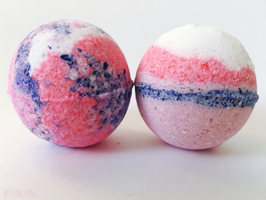 DIY Valentines Day Bath Bombs MuffinChanel