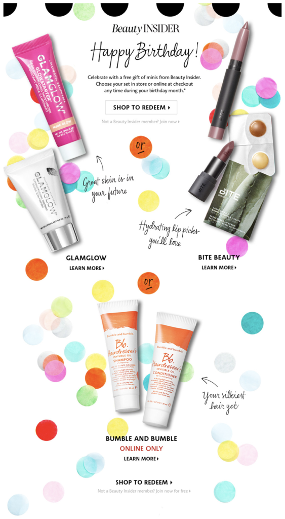 Jun 25,  · One of the best reasons to have a birthday in the first place is to celebrate your big day with a free gift set from Sephora. As you probably know, the store rewards its Beauty Insiders with a Home Country: US.
